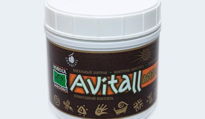Avitall Active шоколадный