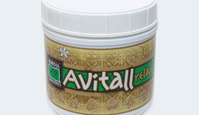 Avitall Relax ванильный