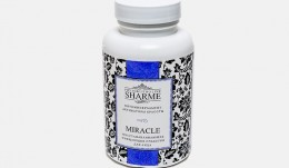 Sharme Miracle. Восстанавливающее, очищающее средство для лица, 250 мл