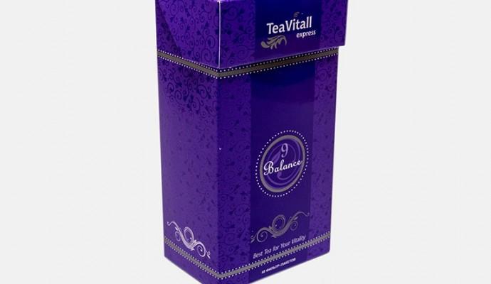 TeaVitall Express Balance