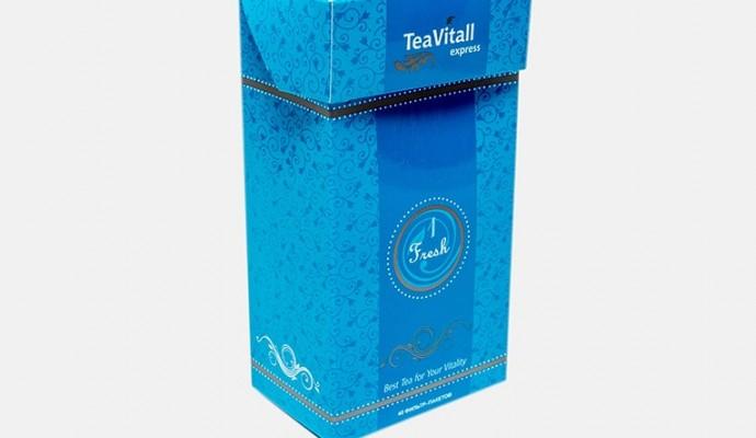 TeaVitall Express Fresh