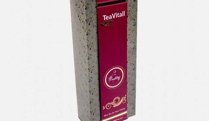 TeaVitall Pretty 100 г.