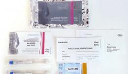 Комплект для сбора генетического материала iGen Body