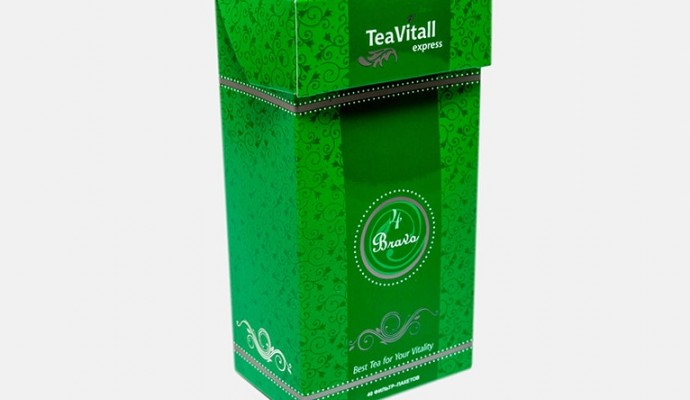 TeaVitall Express Bravo