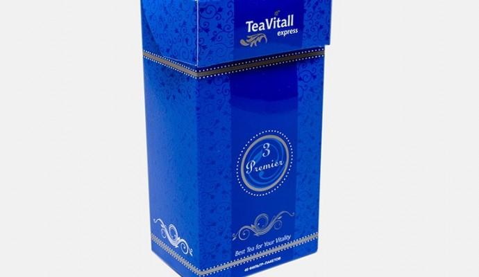 TeaVitall Express Premier