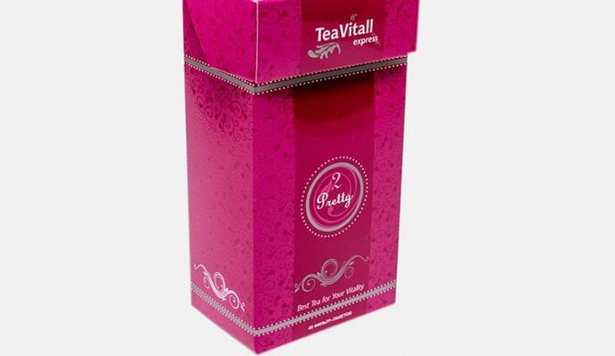 TeaVitall Express Pretty