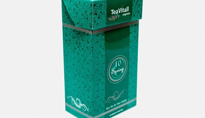 TeaVitall Express Spring