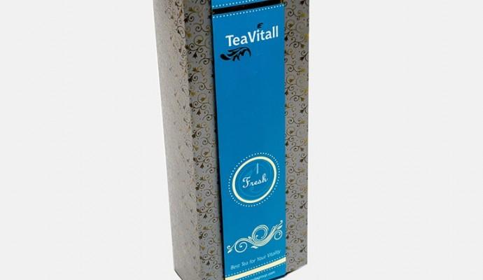 TeaVitall Fresh 100 г.